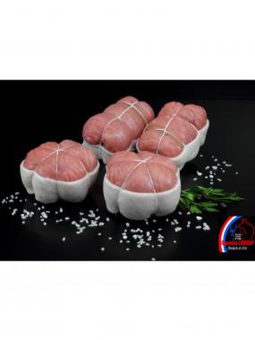 Paupiettes de Veau au jambon